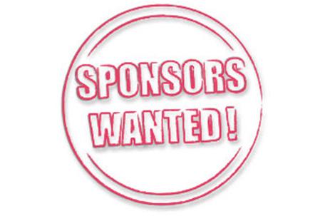Nous avons besoin de sponsors !