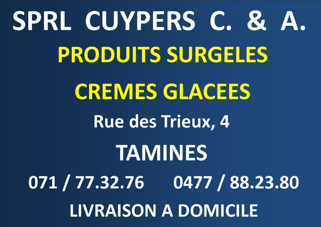 "Sponsor ""Cuypers C.&A."""