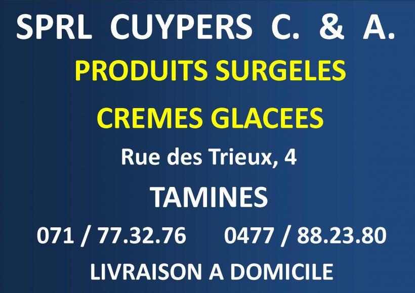 "Sponsor ""Cuypers C.&A."""