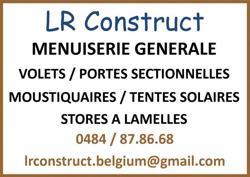 "Sponsor ""LR Construct"""